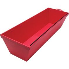 QLT by Marshalltown 3.25-in x 4.75-in x 12.33-in Plastic Drywall Mud Pan