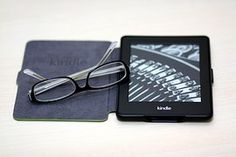 Kindle, Paper White, Book, Device