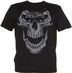 Koszulka z czaszką: Kres
