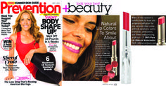 #Prevention Magazine features #100percentpure products