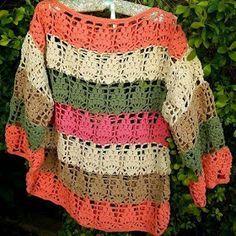 Fabulous Crochet a Little Black Crochet Dress Ideas. Georgeous Crochet a Little Black Crochet Dress Ideas. Crochet Poncho Patterns, Crochet Jacket, Crochet Cardigan, Crochet Stitches, Bikini Crochet, Knit Crochet, Hairpin Lace Crochet, Black Crochet Dress, Crochet Woman