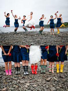 St. Mary's, Newfoundland Wedding: Vanessa and Daniel | St. John's Newfoundland Wedding Photographer