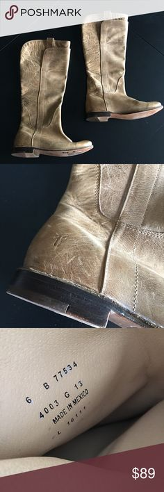 Frye Paige Tall Riding Boots size 6 Pre-owned authentic Frye Paige Tall Riding Boots size 6. Please look at pictures for better reference. Happy Shopping! Frye Shoes Heeled Boots