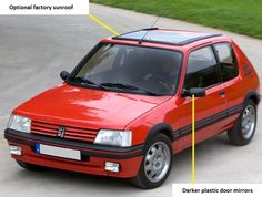 38 Best Peugeot Gti 205 Phase 2 Images Peugeot Renault 5 Gt Turbo