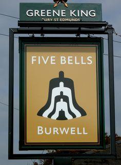 The Five Bells, Burwell