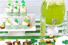 Easy DIY St. Patrick's Day Party Ideas