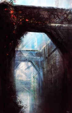 Forgotten Gateway by bejzar on DeviantArt
