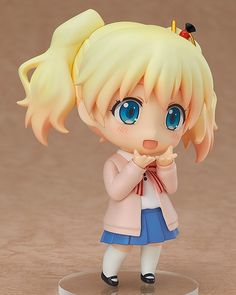 "Crunchyroll - Good Smile Releases Nendoroid Alice Cartelet from ""Kinmoza!"""