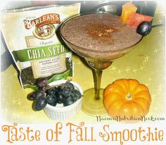 Try this delicious Taste of Fall Smoothie!