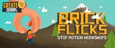 Extra places available on our Stop Motion Workshop (beginners and advanced) 20th  -24th July.  http://www.riverbank.ie/workshops/brick-flicks-stop-motion-workshop-brick-flicks-academy