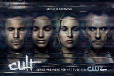"""Série """"Cult"""" é cancelada pela CW - http://www.blognerdegeek.com/2013/04/serie-cult-e-cancelada-pela-cw.html"""