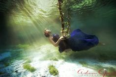 Underwater Fashion  Adam Opris Photography www.adamoprisphoto.com