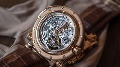The Manufacture Royale Opera Tourbillon Minute Repeater And Its Crazy Expanding Case