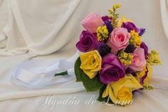 Ramos de Flores de tela y mucho más de Algodón de Luna. 606619349