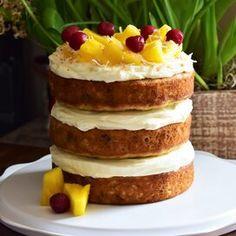 8092 Hawaiian Wedding Cake I Baking Recipes, Cake Recipes, Dessert Recipes, Fondant Recipes, Fondant Tips, Homemade Desserts, Frosting Recipes, Fruit Recipes, Easy Desserts