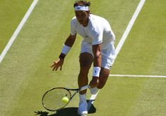 ^ Wimbledon '15 - Rafael Nadal Cruises into Second Round with win over Bellucci.