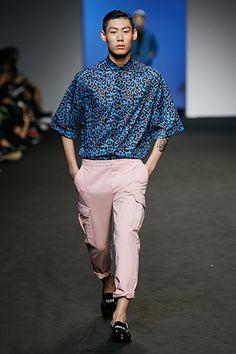 Pushbutton Spring Summer2015-16 Collection Primavera Verano #Menswear #Trends #Tendencias #Moda Hombre