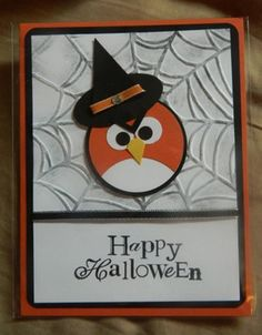 Halloween Card Making images