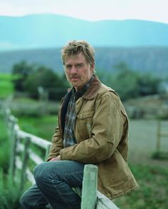 An Unfinished Life - Robert Redford