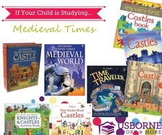 Best of Usborne on Medieval Times