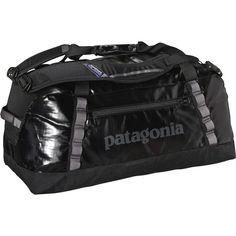 Patagonia - Black Hole 60L Duffel Bag - 3661cu in - Black