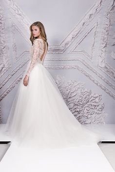 Angelico - The 25th Anniversary Portrait Collection 2017 | SuzanneNeville | Bridal Gowns