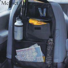 Auto Car Back Seat Storage Organizer Travel Car Seat Hanging Bag Auto Storage Pouch  #Affiliate