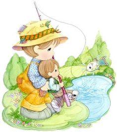precious moments pescar