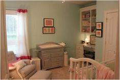 Shabby Chic Nursery Photos Dresser