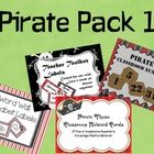 This pack includes the following products: Pirate Theme - Alphabet (http://www.teacherspayteachers.com/Product/Pirate-Theme-Alphabet-1238642) Pirat...