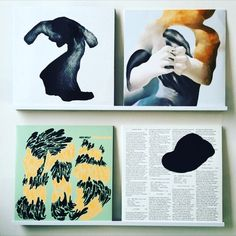 A bright weekend: Yeasayer, Fragrant World, Design by Other Means, DeptFord Goth, Songs, no design credit given, Aids Wolf, Cities of Glass, design by Seripop, Owen Pallett, In Conflict, design by Colin Bergh and Alexander Shoukas
