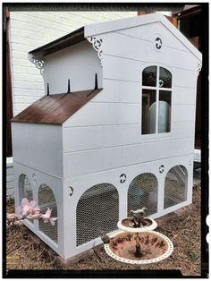 Victorian coop - BackYard Chickens Community