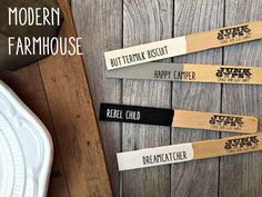 Modern Farmhouse - Whatever your style - Junk Gypsy™ Paint has you covered.