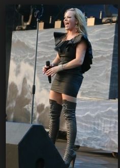 anette olzon nude