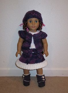 """Skirt Pattern for 18"""" Doll Supplies Needed: ·  Size 5—16"""" circular ne..."""