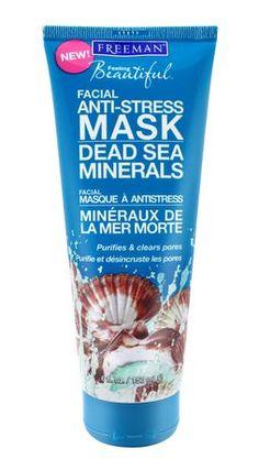 Feeling Beautiful Dead Sea Minerals Facial Anti-Stress Mask | Walmart.ca