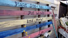 Plant dreams, pull weeds & grow a happy (hippie) life!