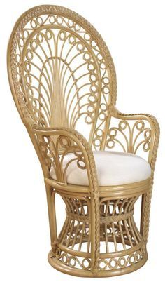Wicker Armchairs   Google Search | Furniture | Pinterest | Peacock Chair,  Armchairs And Vintage Shabby Chic