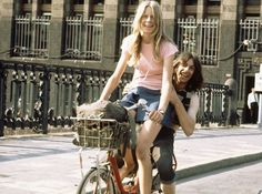 Ed van der Elsken made many photos of typical Amsterdam street scenes in the 1970s.