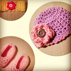 Baby accessories available at www.sisters-crafty-cottage.myshopify.com $2-10