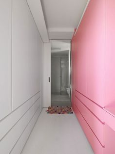 hall full of closets