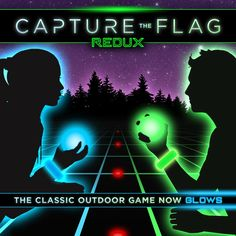 Capture the Flag REDUX: The Original Glow-in-The-Dark Outdoor Game for Birthday Parties, Youth Groups and Team Building – a Unique Gift for Teen Boys & Girls - Geschenk Gifts For Teen Boys, Birthday Gifts For Teens, Boy Birthday, Birthday Parties, Teenage Guys, 12th Birthday, Tween Girls, Sports Birthday, Girls Toys
