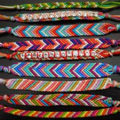 friendship bracelet ideas