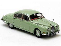 Jaguar S Type 3.8 (1965) Resin Model Car by Neo 43946 This Jaguar S Type 3.8 (1965) Resin Model Car is Suede Green. It is made by Neo and is 1:43 scale (approx. 10cm / 3.9in long).