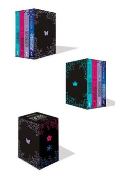 The Iron Fey Boxed Set: The Iron King, The Iron Daughter, The Iron Queen, The Iron Knight by Julie Kagawa http://smile.amazon.com/dp/0373210787/ref=cm_sw_r_pi_dp_RxnJvb18AFF84