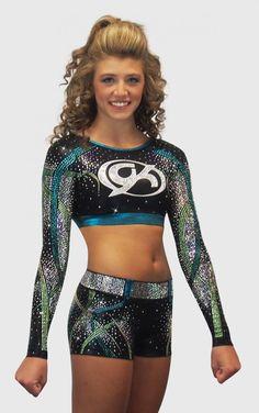 Elite Cheerleading Uniforms | Five Star Fierce in New GK Cheer Uniforms