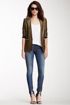 Juliette Refine Super Skinny Jean by HUDSON on @HauteLook