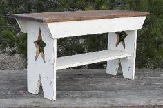 -Country and Primitive Benches