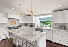 Best Lights Images On Pinterest Hanging Lights Coffered - Kitchen lights for slanted ceilings
