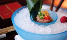Authentic Kobe tartare is now available at Nobu. Read more about it in Adele Wong's New & Noted.
